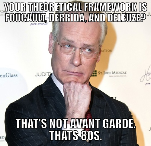 Academic Tim Gunn